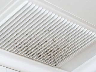 Is Mold in My Air Ducts Dangerous | Air Duct Cleaning Los Angeles, CA